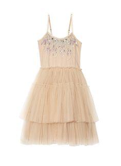Dreamstate Tutu Dress - Cinnamon