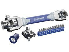 Kobalt Multi-Drive Wrench - 5 Tools You Should Keep in Your Car - Popular Mechanics