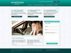 Webdesign Pojišťovno Zaplať