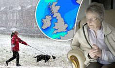 FREEZING temperatures and icy conditions caused by this week's heavy snow bomb have prompted public health chiefs to warn the elderly and vulnerable to keep homes warm and ensure they have the flu jab.