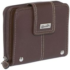 Full Zip-Around Divided Storage CompartmentNickel SigantureNickel Dome Rivets -Materials: Leather