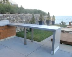 1000 Images About Outdoor Concrete Barbecues And Patios