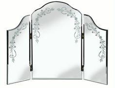 Laura Ashley Elisse Mirror, £122.50