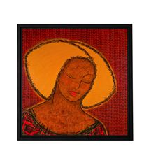 ArtWall Gloria Rothrock 'The Beauty of Silence' Floater-framed Gallery-wrapped Canvas