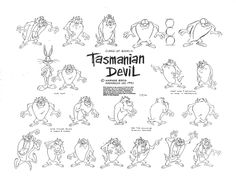 http://3.bp.blogspot.com/-nPYZviHYt_U/T33VExmVBoI/AAAAAAAAfsk/qdwtCFLcCYw/s1600/looney_tunes_warner_bros_characters_model_sheet_44.jpg ★ || CHARACTER DESIGN REFERENCES (pinterest.com/characterdesigh) • Do you love Character Design? Join the Character Design Challenge! (link→ www.facebook.com/groups/CharacterDesignChallenge) Share your unique vision of a theme every month, promote your art, learn and make new friends in a community of over 12.000 artists who share the same passion! || ★