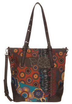Shopping bag - marrone