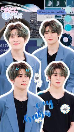 Jaehyun Nct, Nct 127, Wallpapers Kpop, K Wallpaper, Weekly Idol, Valentines For Boys, Jung Jaehyun, K Idol, Most Beautiful Man