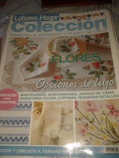 Revista de Labores y Coleccion del Hogar | Aprender manualidades es facilisimo.com