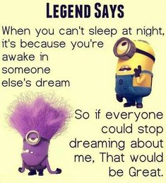 Thursday Minions Funny quotes (09:18:18 PM, Thursday 07, January 2016 PST) – 10 pics