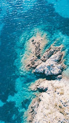 Trawel Advice Aerial view of the amazing sea by LorenzoMoschi on Creative Market Greece Wallpaper, Ocean Wallpaper, Scenery Wallpaper, Nature Wallpaper, Wallpaper Backgrounds, Iphone Wallpaper, Phone Backgrounds, View Wallpaper, Creta Greece