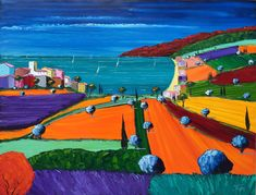 LA CÔTE D'AZUR - THE FRENCH RIVIERAWelcome to the official website of Jean-Claude Tron Saint Tropez, Palm Beach, La Croisette, Claude, French Riviera, Golf Courses, Website, Painting, Paintings