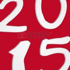 Feliz Año Nuevo 2015. Foto de archivo. Happy New Year 2015.