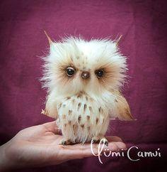 Owl Booklya by By Yumi Camui | Bear Pile