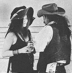 Pigpen and Janis Joplin