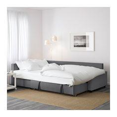 FRIHETEN Convertible d'angle avec rangement - Skiftebo gris foncé - IKEA
