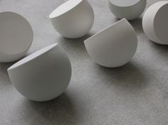 Recognition, faience and porcelain mixed. Adriana Hartley.