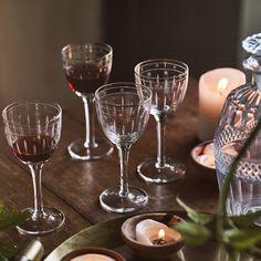 Ida Sherry & Port Glasses, Set of Two Port Glasses, Homemade Lemonade, Flea Market Finds, Recycled Glass, Unique Gifts, Wren, Life Goals, Barware, Table