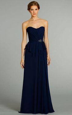 c9b69dc527 Elegant A-line Floor-length Dresses for Bridesmaid
