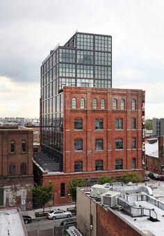 Morris Adjmi Architects, Mark Mahaney, Matthew Williams, Jimi Billingsley · Wythe Hotel
