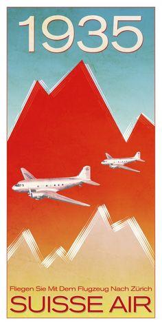 poster air lines - Cerca con Google