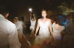 A crazy dance party from a #destinationwedding in the Dominican Republic.    #wedding #bride #dance #photography