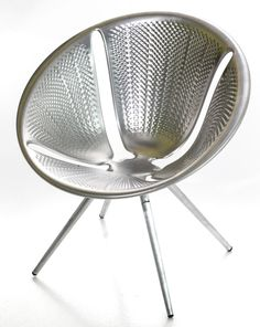 DIATOM chair (Moroso) | Design: Ross Lovegrove, 2014