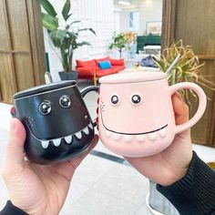 This beautiful Dinosaur Mug will be perfect to drink your coffee early in the morning, very easy to hold and use, it will be perfect for you and your family. #mug #colors #funny #diy #family #drink #ideas #perfect #rarely #beautiful Dinosaur Mug, Dinosaur Games, Drink, Mugs, Coffee, Colors, Funny, Easy, Beautiful