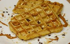 Pancakes Sans Gluten, Gluten Free Treats, Nutella, Health Tips, Waffles, Breakfast, Desserts, Recipes, Food