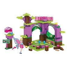 "Mega Bloks - Barbie - Build n Play Fairy Treehouse (80258) - Mega Bloks - Toys""R""Us"