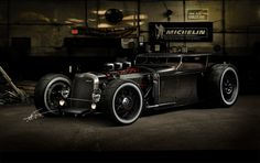 Ideas for my new street rod (More at pinterest.com/gary5mith/ideas-for-my-new-street-rod/) Napoleon Hot Rod by kairusevon