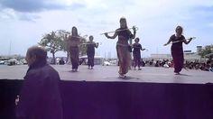 Mi coreografía Saidi con bastón Grup ARABESK