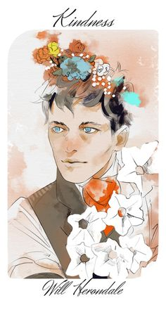 Will Herondale as Kindness in Cassandra Jean's Virtues and Vices series. (TID) (SHADOWHUNTERS) (VIRTUES&VICES)