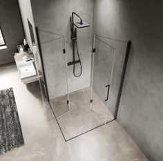 Golita & Sons provide quality Bathroom, Tool, Electrical, Heating and Plumbing supplies in and around the Bolton area. We have two stores located in the centre of Bolton and Farnworth. Glass Corner Shower, Corner Shower Doors, Bathroom Shower Doors, Glass Shower Doors, Small Bathroom, Shower Box, Shower Cabin, Shower Enclosure, Home Interior