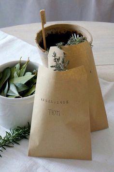 Herbs | via Cottage Life