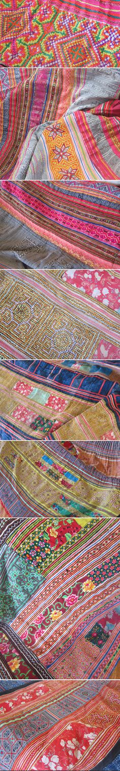 Vietnamese textiles expertly crafted for our backpacks, bags, and accessories. www.EthnotekBags.com