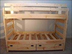 how to build a bunk bed - Google Search