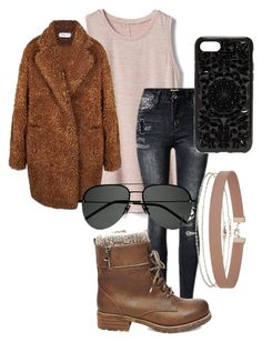 """Untitled #1578"" by velvetgirl10 ❤ liked on Polyvore featuring Gap, Steve Madden, Yves Saint Laurent, Felony Case and Miss Selfridge"