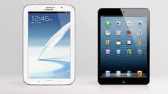 Apple iPad Mini Vs Samsung Galaxy Tab 3- Does Samsung Have Enough Nerve To Oust Apple?