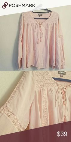 Cute Bohemian Top Top from Neiman Marcus..worn once. Perfect condition. Neiman Marcus Tops Blouses
