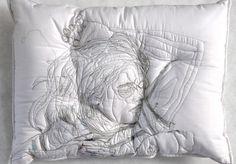maryam ashkian | sleep series | 2014