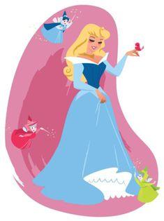 "more ""The Art of the Disney Princess"""