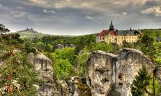 Hruba Skala Castle - First mentioned in a deed in 1353.