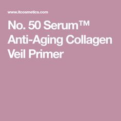 No. 50 Serum Anti-Aging Collagen Veil Primer by IT Cosmetics #12