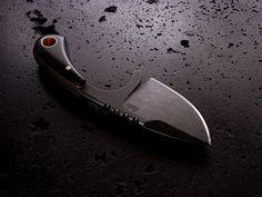 Custom Neck Knife 188 s35vn
