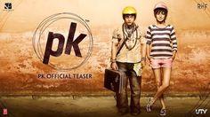 PK (2014) Official Teaser Trailer | Aamir Khan