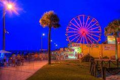 Ormond Beach Life: Daytona Beach Boardwalk #daytonabeach
