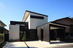 가족의 생각과 아이디어를 눌러 담아 완성한 모던 주택  (출처 Jihyun Hwang)