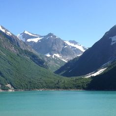 Tracy Arm Fjords, Alaska