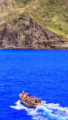 Writer's Wanderings: World Cruise - Pitcairn Island