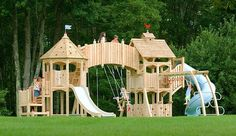 While our days of swinging from the monkey bars are long behind us, our kids make up for it by spending hours jumping, running, climbing, and sliding up and down their favorite playground equipment. In fact, our kids live for…